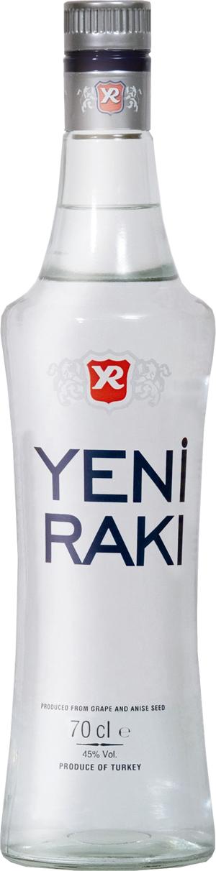 Raki (тур. ракы, раки; болг. ракия) - это крепкий напиток.